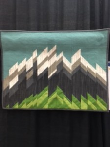 Majestic Mountains by Amy Ellis