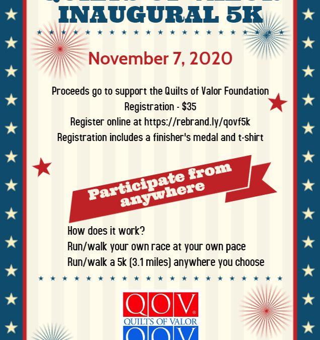 QOVF Inaugural Virtual 5K