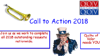 Call to Action: 2018 Nominations