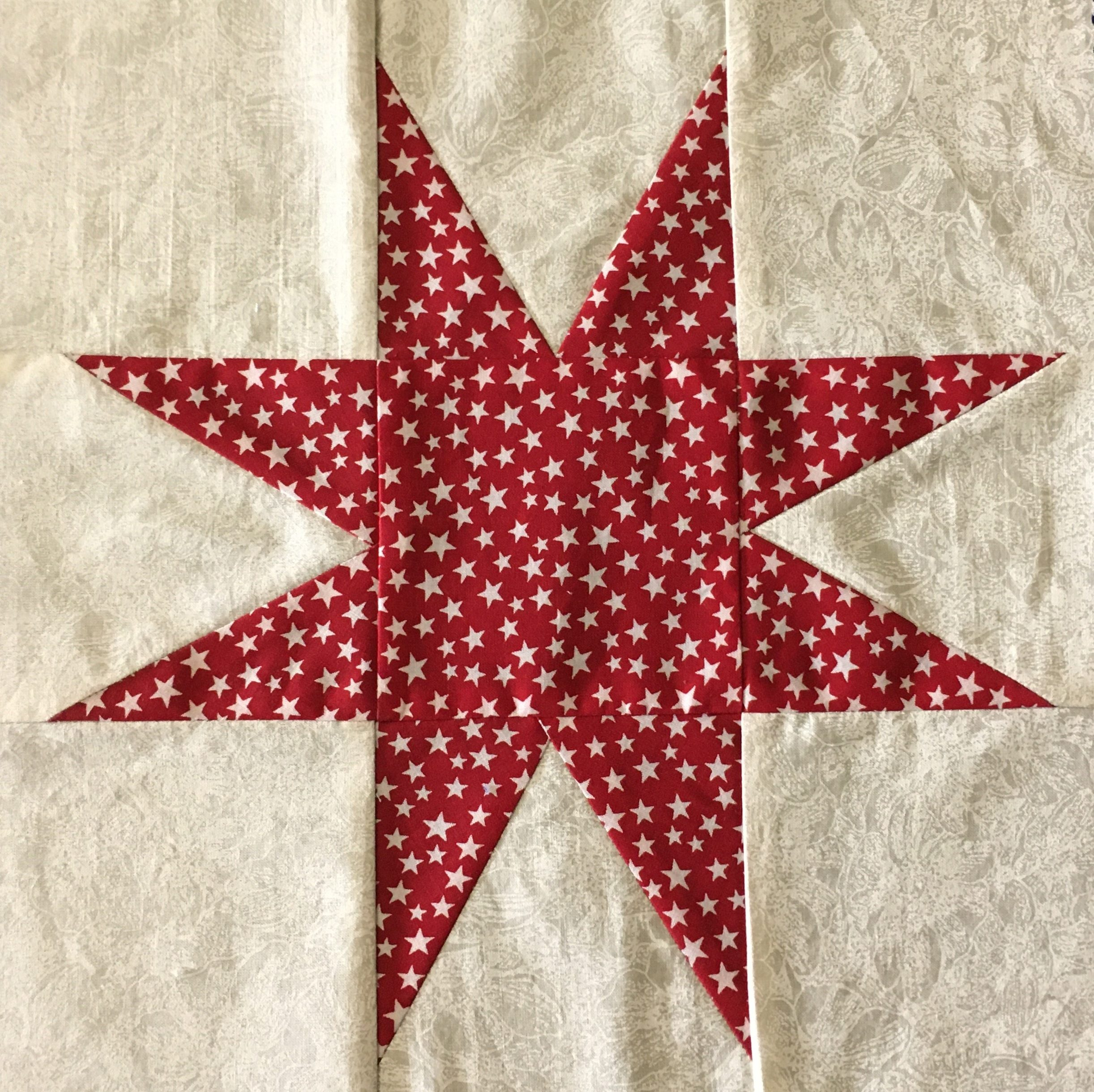 2021 - Eight Point Star