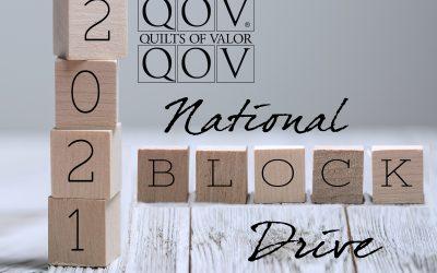 2021 National Block Drive