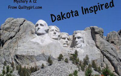 Mystery A12 – Dakota Style
