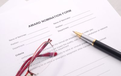 Printable Nomination Forms