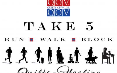 QOV Take 5: Run, Walk, Block